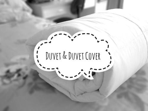 Duvet dan Duvet Cover